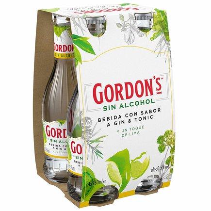 Gin Tonic Gordons