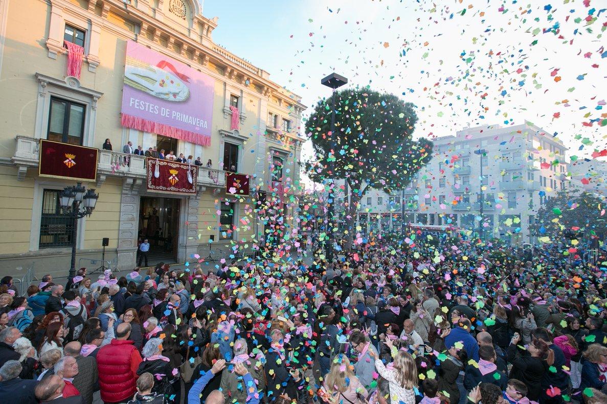 La ciudad vivirá un intenso fin de semana festivo.