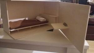 Una empresa prova d'implantar els pisos 'rusc' a Barcelona
