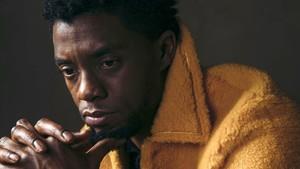 El actor Chadwick Boseman, fotografiado en Nueva York pasado 14 de febrero