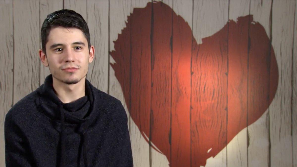 Adrián de 'First Dates'.