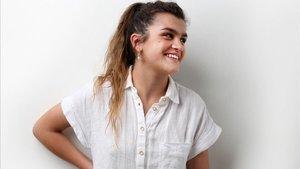 Amaia Romero, fotografiada en EL PERIÓDICO