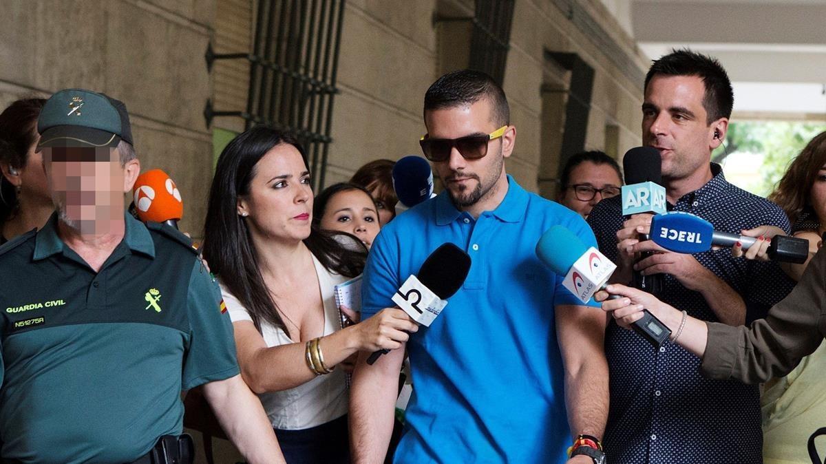Ángel Boza, el pasado mes de junio en Sevilla.