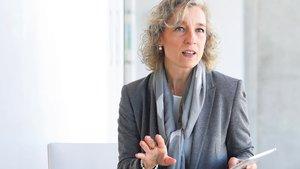 Laura Ortega, 'manager' de la factoría digital retail de BBVA en España