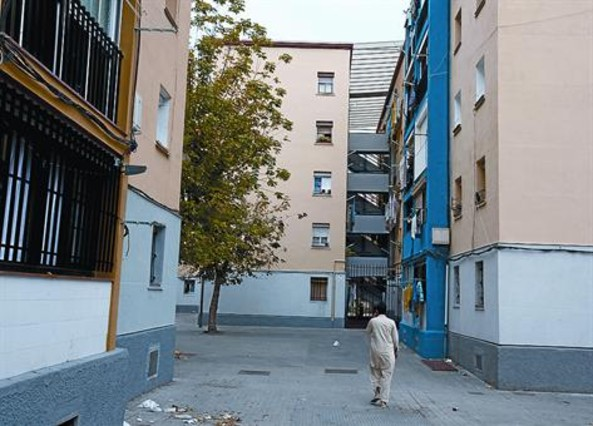 El problema de los 39 okupantes 39 for Pisos sareb barcelona