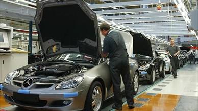 Daimler retirará tres millones de vehículos manipulados en toda Europa