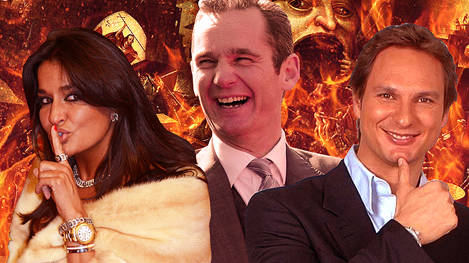 El podio de los españoles más odiados podría componerse con las figuras de Aïda Nizar, Javier Cárdenas e Iñaki Urdangarin.