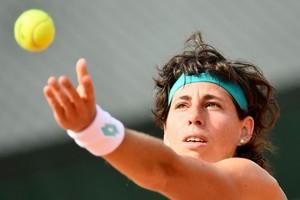 Carla Suárez, endavant a Roland Garros