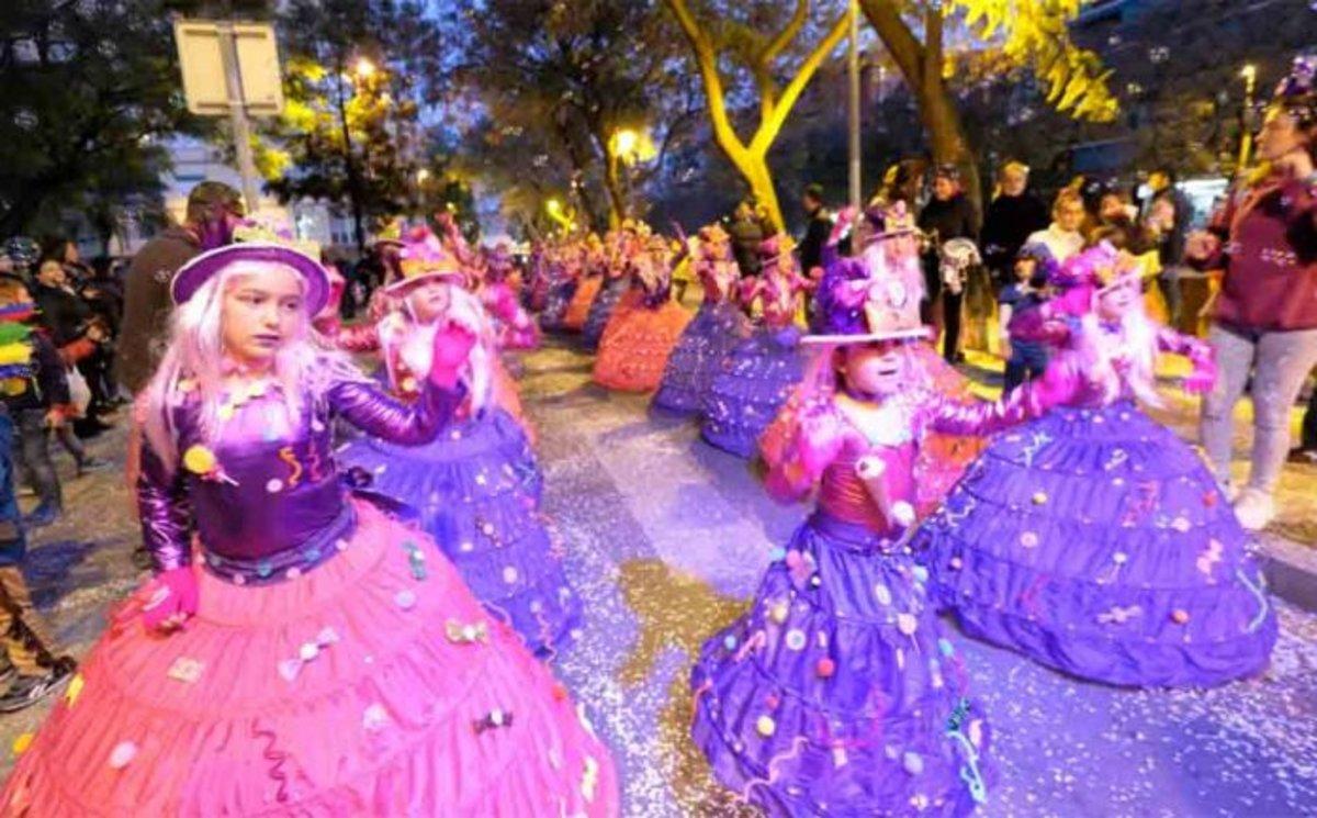 Carnaval en Gavà.