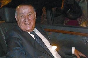 De casament 8 Amancio Ortega el dia del casament de la seva filla al febrer.