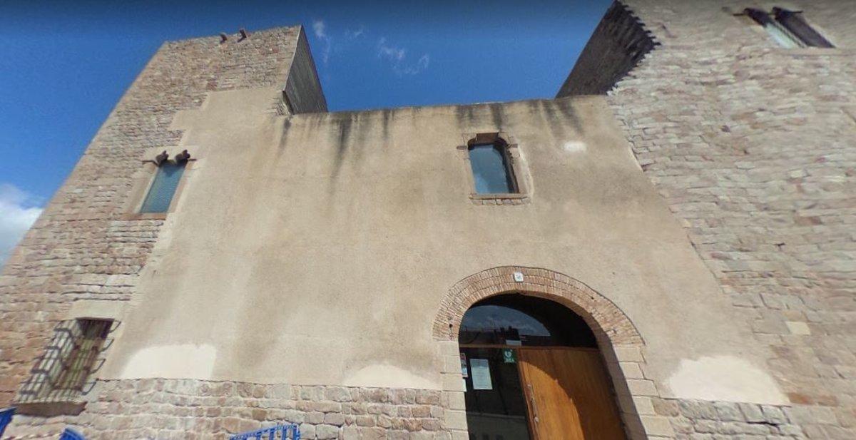 Castell de Cornellà.