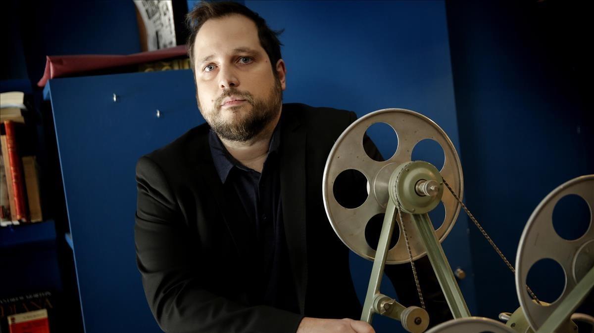El cineasta Carlos Vermut.