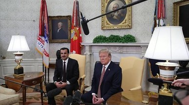 La respuesta de Trump al ataque en Siria abre la puerta a un conflicto a varias bandas