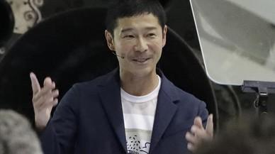 Yusaku Maezawa, el magnat de la moda que ha demanat la lluna