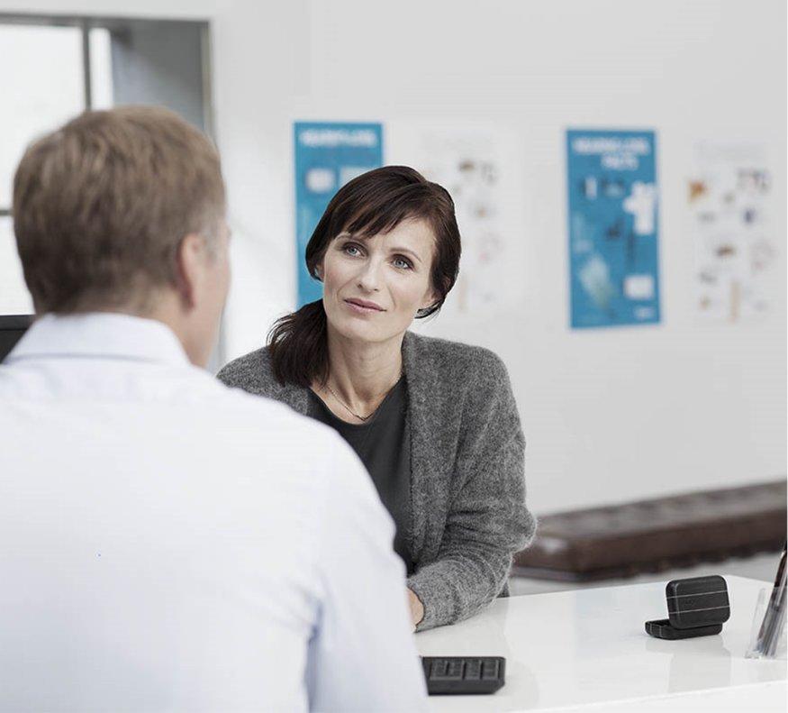 Es importante presentarse a una entrevista de trabajo con tranquilidad.