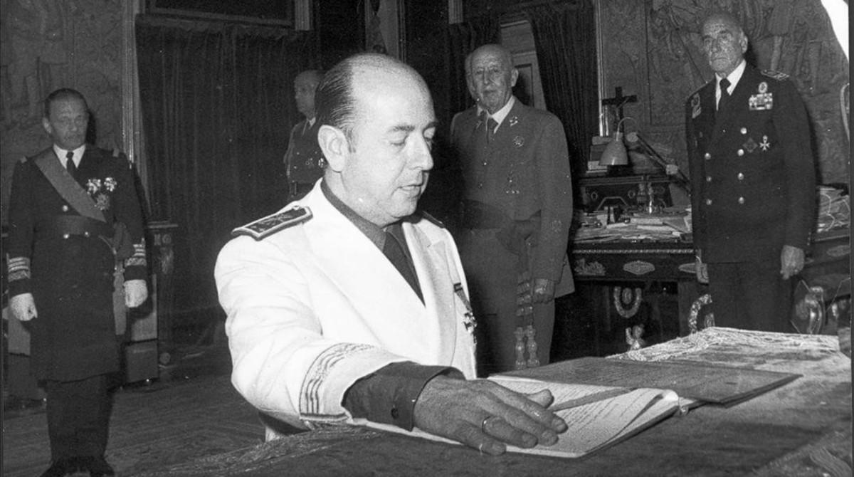 Fallece el exministro de Franco José Utrera Molina