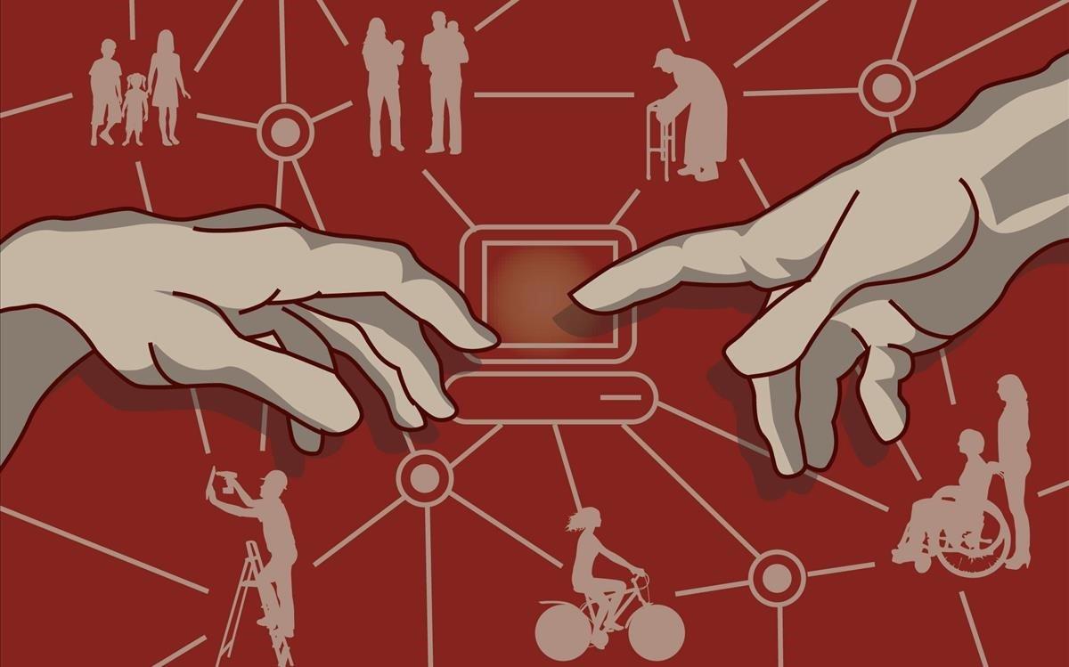 De l'internet de les coses al de les persones