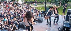El festival de heavy metal de Can Mercader es una de las propuestas incluidas en las 'Nits d'Estiu' de Cornellà