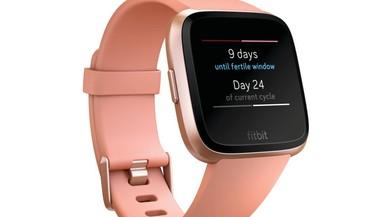Fitbit lanza Versa, el 'smartwatch' que cuida a las mujeres