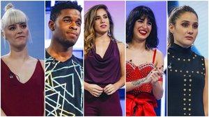 ¿Quién ganará 'OT 2018'? Estos son los concursantes que más han despuntado en redes