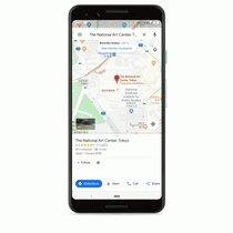 Google añade más funcionalidad a Mapas.