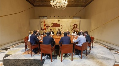La guerra larvada en el Govern tensa los preparativos del referéndum unilateral