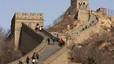 China perseguirá a los ladrones de piedras de la Gran Muralla
