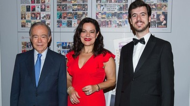 Carlos Pachón y Nancy Fabiola Herrera, premios Ópera Actual