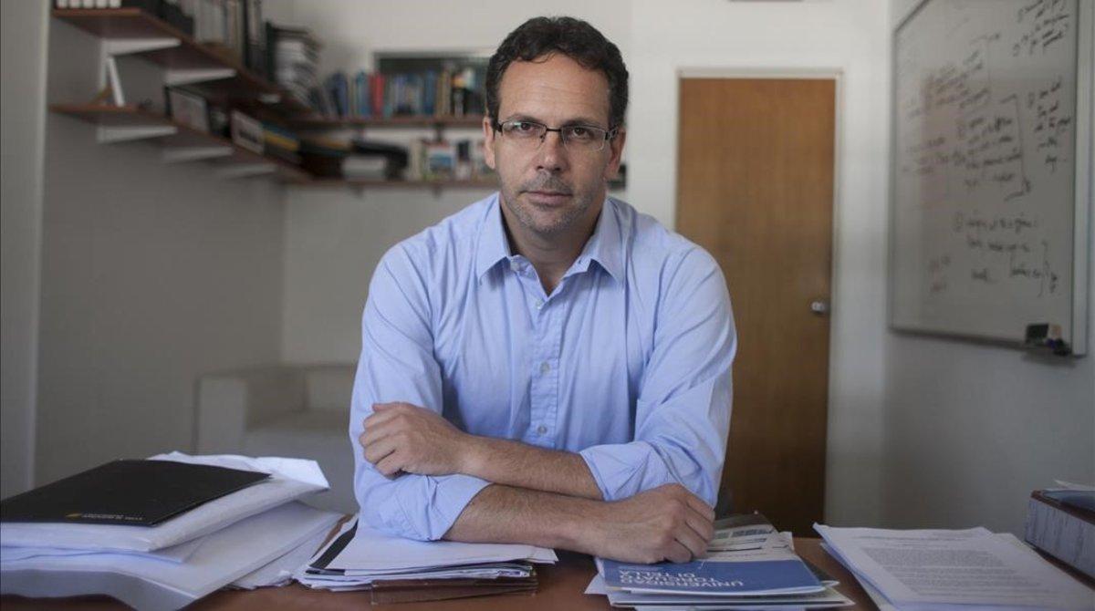 Guido Sandleris, nuevo presidente del Banco Central de Argentina.