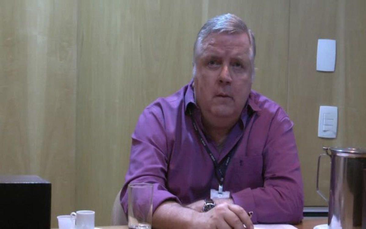 Henrique Valladares fue vicepresidentede Odebrecht.
