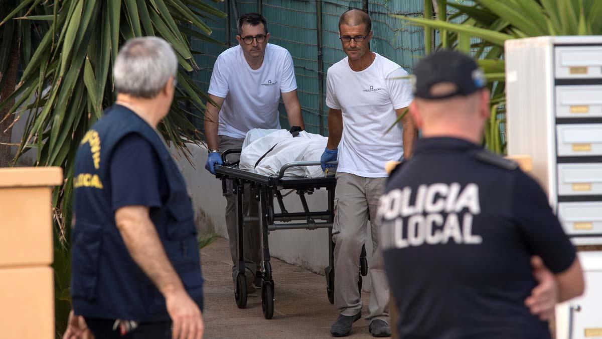 Un hombre mata a su mujer en Mallorca.
