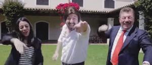 """""""A mí me gustan más grandes"""": la paròdia viral de Los Morancos sobre el xalet d'Iglesias i Montero"""