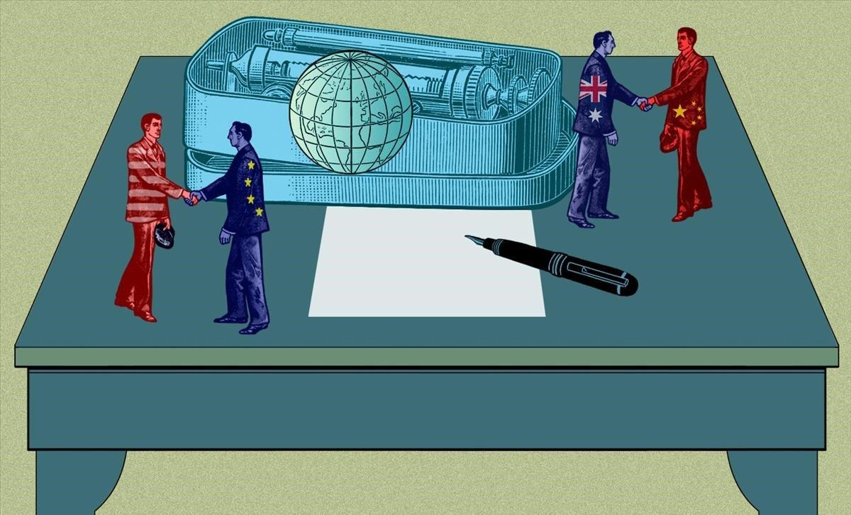 Gobierno compartido frente a los virus