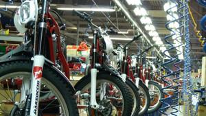 La industria aumenta un 4,3% su facturación y un 2,4% sus pedidos.