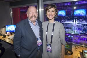 José María Íñigo y Julia Varela repiten como pareja de comentaristas de TVE enel Festival de Eurovisión.