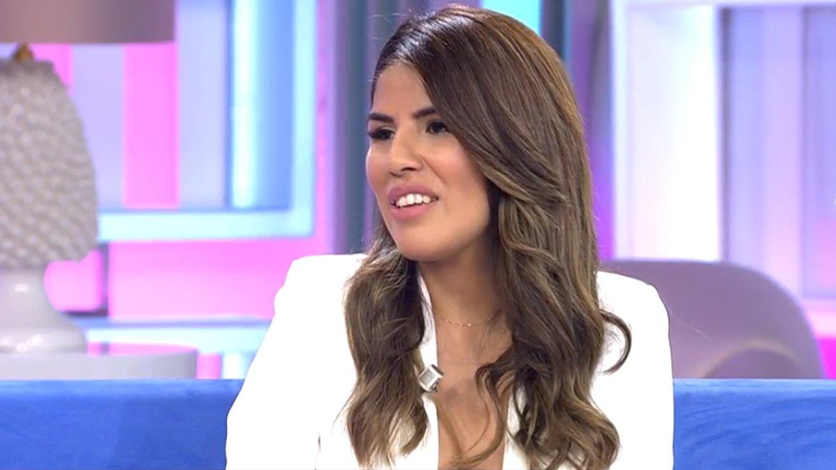 Isa Pantoja en 'El programa de Ana Rosa'.
