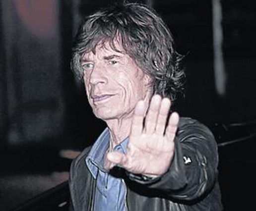 """Jagger lleva """"bien"""" la muerte de su pareja"""