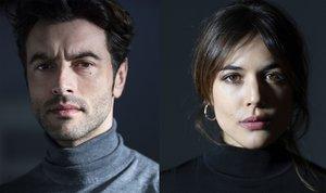Javier Rey y Adriana Ugarte, protagonistas de Hache.