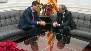 La proposta de Sánchez per a Catalunya: referèndum no, diàleg sí