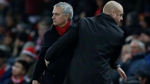 La pantomima de Mourinho