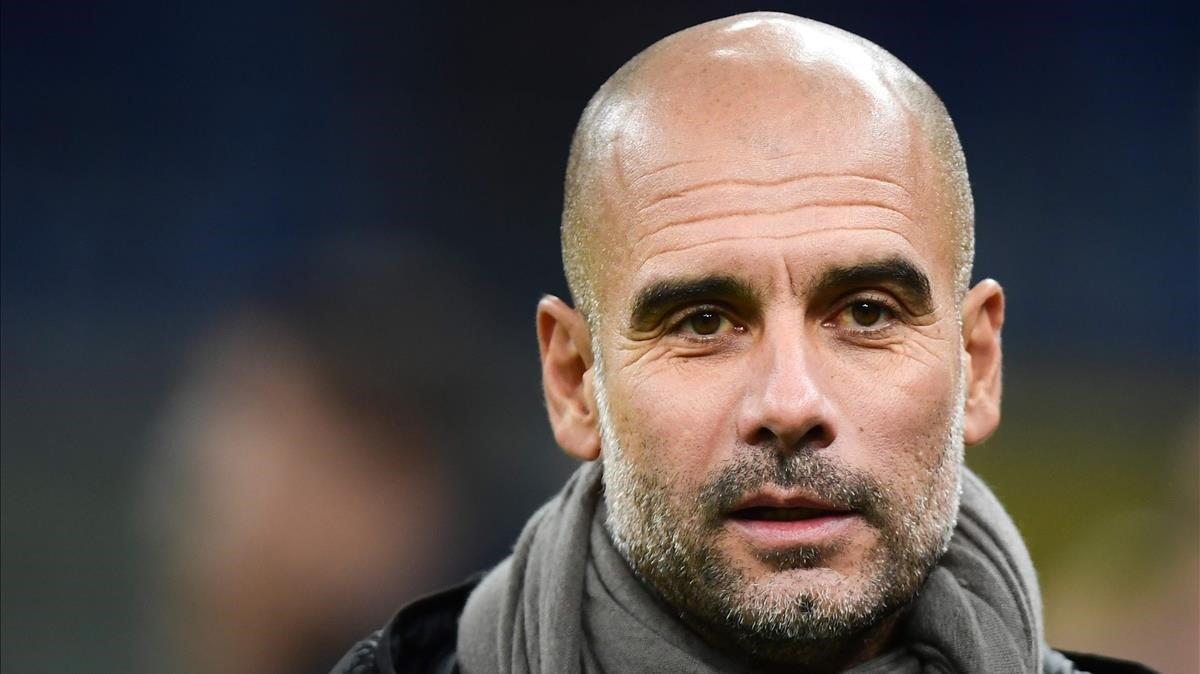 Guardiola dona un milió d'euros contra el coronavirus