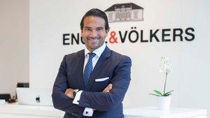 Juan Galo-Macià, CEO de Engel & Völkers en España, Portugal y Andorra.