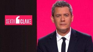 """laSexta estrena el miércoles 'laSexta Clave', su """"otro informativo"""" diario con Rodrigo Blázquez"""
