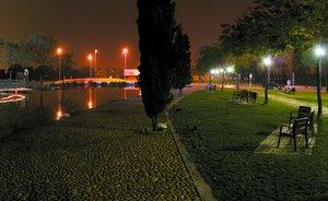 El pasado mes agosto aparecieron, en el lago de la avenida de Francesc Macià de Parets del Vallès, cerca de una docena de patos muertos.