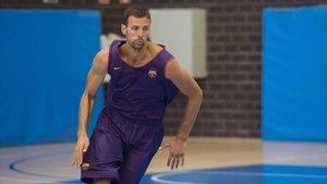 Jordi Trias anuncia que es retira amb 38 anys