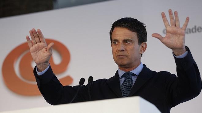 Manuel Valls asiste a Primera Plan@: Colau y Maragall son la misma cosa.