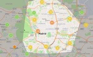 #FreeToBe, la campaña que señala puntos inseguros para las mujeres en Madrid