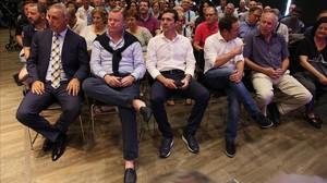 """""""El gol de Koeman és el més vist en la història del Barça"""""""