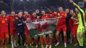 Bale es burla del Madrid després del pas de Gal·les a l'Eurocopa