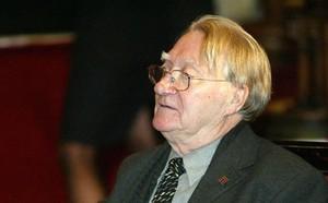 Màrius Sampere, en una imatge d'arxiu.